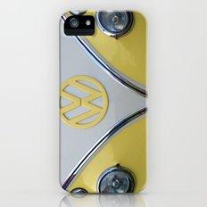 Lemon Yellow V Dub iPhone (5, 5s) Slim Case