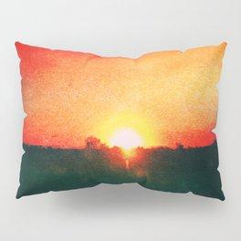 Heated Skyline Pillow Sham