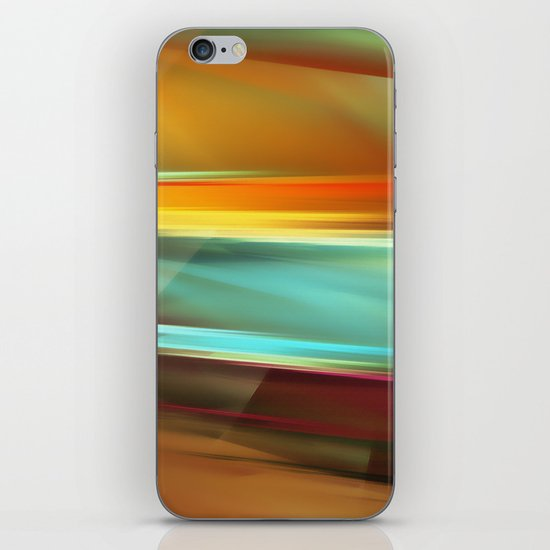 Sunset 2 iPhone & iPod Skin