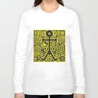 religion Long Sleeve T-shirts featuring Religion Icon by Thisisnotme
