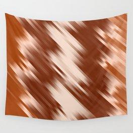 stripes wave pattern 7v1 co Wall Tapestry