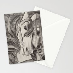 Kid at heart - Black & White Stationery Cards