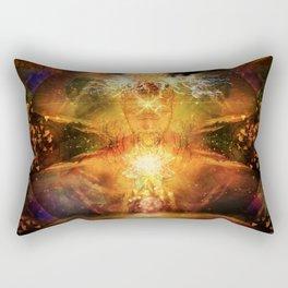 Visionary Insight Rectangular Pillow
