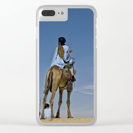 Three Wise Men - Africa Clear iPhone Case