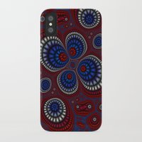 paisley iPhone & iPod Cases featuring Paisley by Christy Leigh