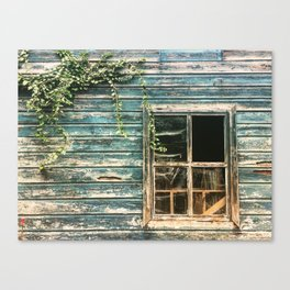 Decay... Canvas Print