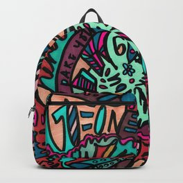 Take Everything I Dare You (Berry) Backpack