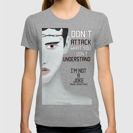 Don't Attack T-shirt
