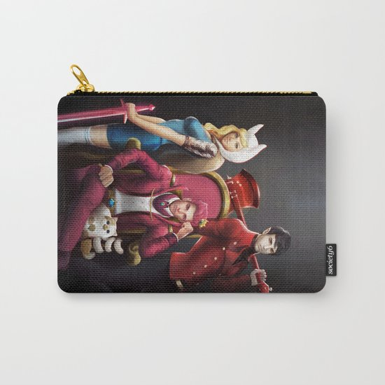 House Gumball Carry-All Pouch