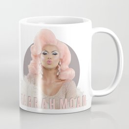Farrah Moan - circle Coffee Mug
