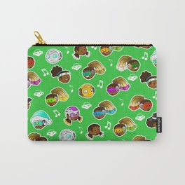 Lil Lúcio Patten Carry-All Pouch