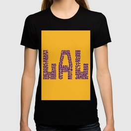 Los Angeles - LAL - 2019 - 2020 T-shirt