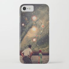 Light Explosions In Our Sky iPhone 7 Slim Case