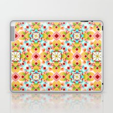Groovy Cosmic Geometric (smaller scale) Laptop & iPad Skin