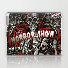 The Horror Show Laptop & iPad Skin