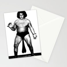 Andre's Giants Stationery Cards