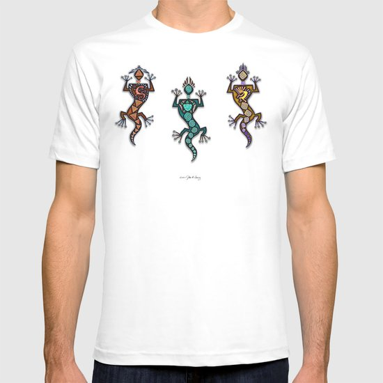 RETRO GECKO GUYS T-shirt