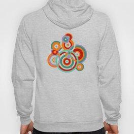 Colorful circles Hoody