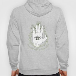Adam, The Magician - The Raven Cycle Hoody