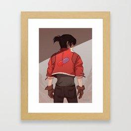 Akira Keith Framed Art Print