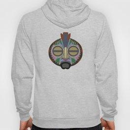 African Tribal Mask No. 6 Hoody
