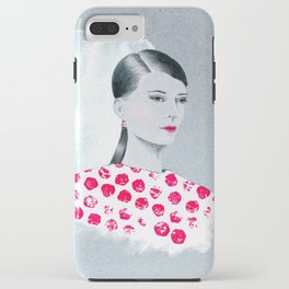 Sandra iPhone Case