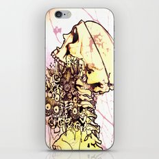 Mourning Dew iPhone & iPod Skin
