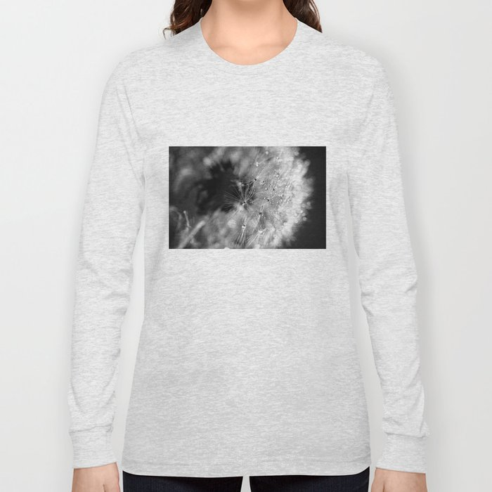 don't shed a tear Long Sleeve T-shirt