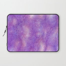 Violet Charoite Mineral Laptop Sleeve