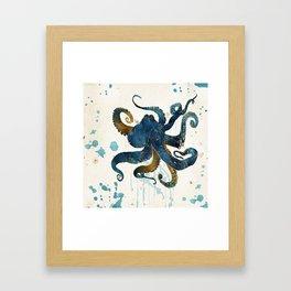 Underwater Dream III Framed Art Print
