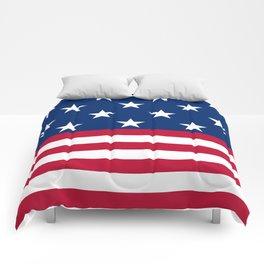 US Flag Comforters