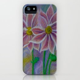 Mystic Flora iPhone Case