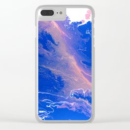 Nature 4 Clear iPhone Case