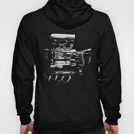 1932 Ford Hot Rod - Engine Hoody