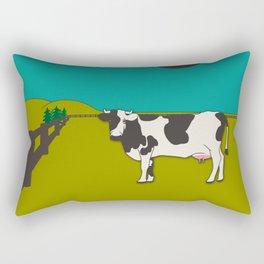Visit Wisconsin Rectangular Pillow