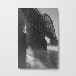 Ohio river Metal Print