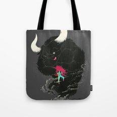 Bullfighting Tote Bag