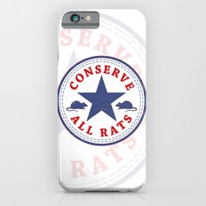 Conserve All Rats Slim Case iPhone 6s