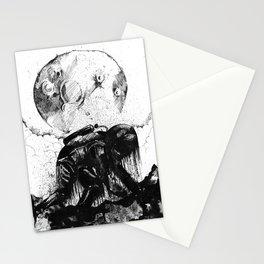 Kosmonauts regret Stationery Cards