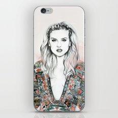 Perrie iPhone & iPod Skin