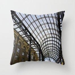 Hays Galleria London Throw Pillow