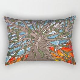 Dreamin' Up Rectangular Pillow