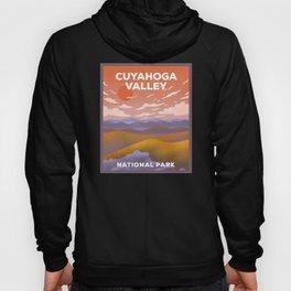 Cuyahoga Valley National Park - Retro Sunset Hoody