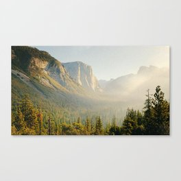 Yosemite, California Canvas Print