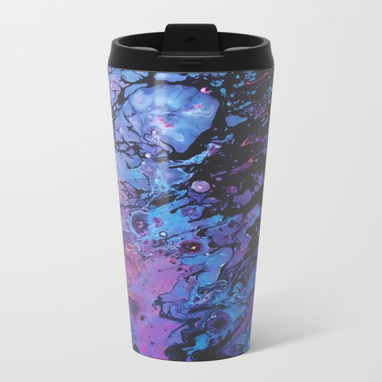 Mystic Metal Travel Mug
