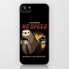 no speed. iPhone SE Slim Case