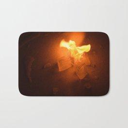 Ice & Fire Bath Mat