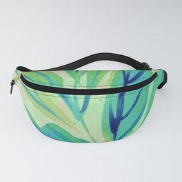 leafy 2 Fanny Pack