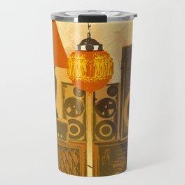 RECORD ROOM Travel Mug