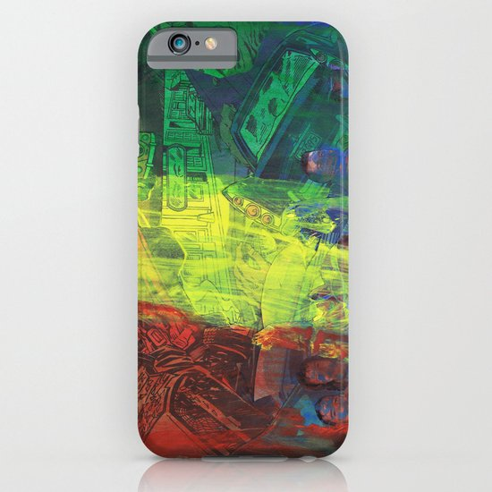 """Move Like This"" by Cap Blackard iPhone & iPod Case"